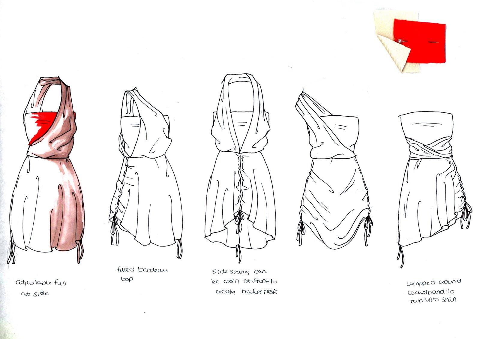 Как быстро сшить платье трансформер своими руками выкройка