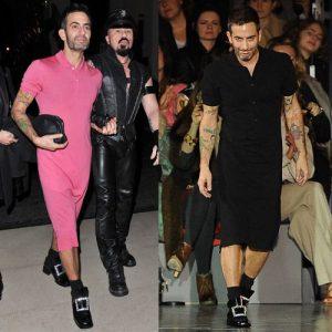 Marc Jacobs inovou com vestido!
