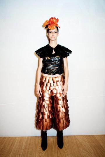 2º Lugar da categoria Criação Sustentável do concurso Gari Fashion, realizado em outubro e novembro de 2011.