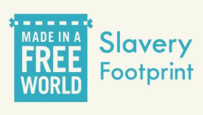 """Que tal um selo """"Feito em um mundo livre""""?"""