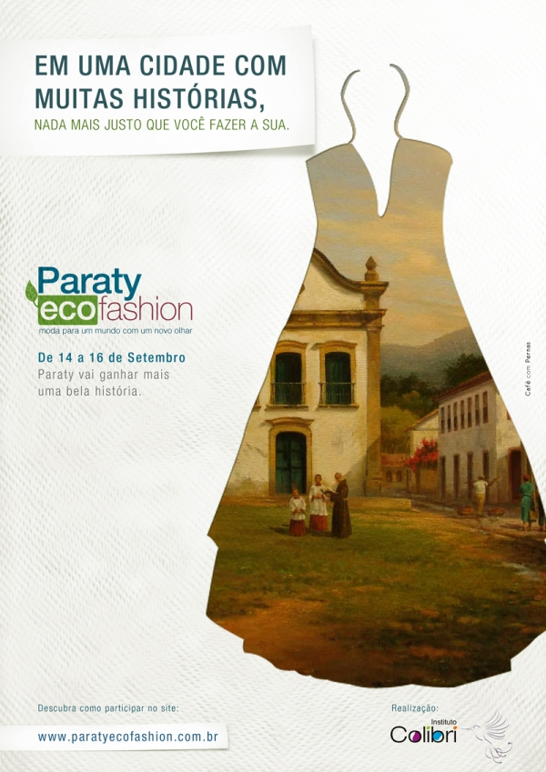 Paraty Eco Fashion.