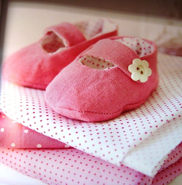 Ecoshoes for babies.