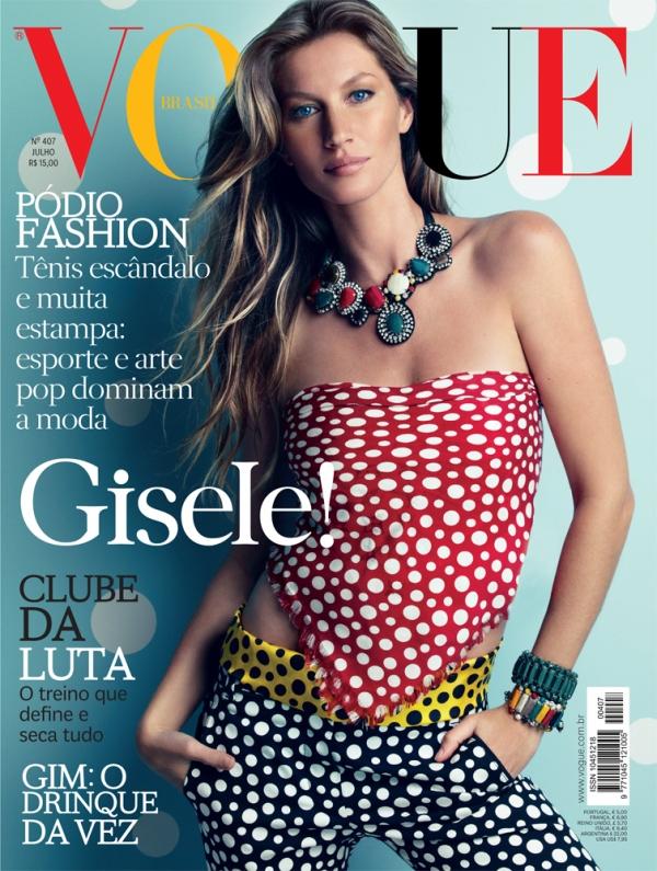 Vogue Brasil julho 2012