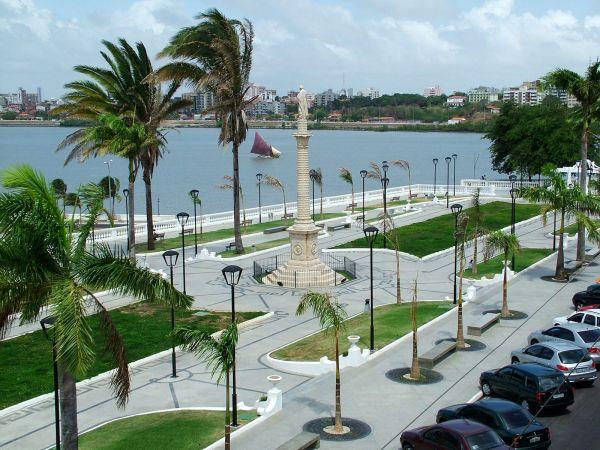 São Luís do Maranhão, patrimônio tombado pela UNESCO.