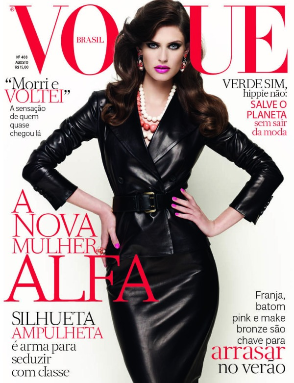 Vogue Brasil agosto 2012