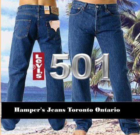 Jeans Levi's 501.