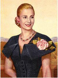 Evita Perón: no mais, só resta dançar um tango argentino.