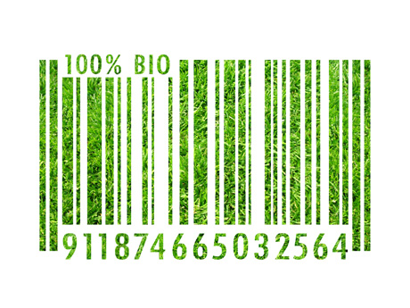 Código de barras ecológico