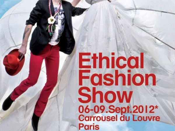 Ethical Fashion Show, setembro 2012, Paris.