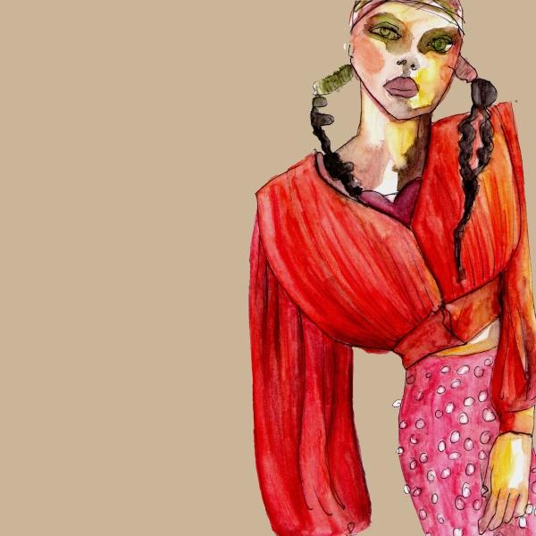 Ilustração de Ada Zanditon.