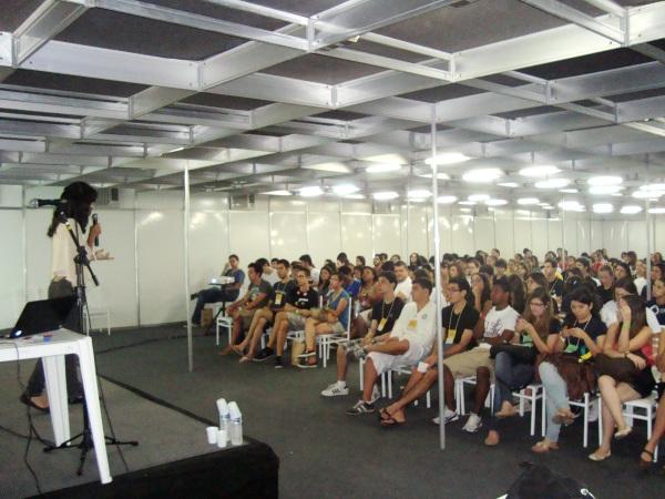 Palestra internacional sobre Design, Sustentabilidade e Estratégia - JEWC 2012.