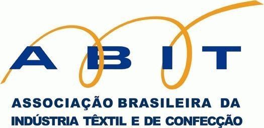 Logo Abit - Associação Brasileira da Indústria Têxtil e de Confecção.