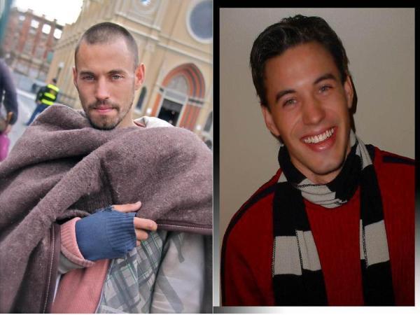 Iliane Sauer Este Rapaz se chama Rafael Nunes é irmão da Rubiana Nunes a outra foto é dele a uns cinco anos atrás, antes da família o perder para o mundo das drogas.