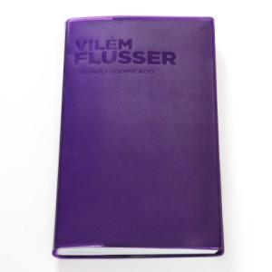 Livro O mundo codificado, de Vilém Flusser.