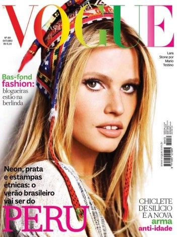 Vogue Brasil outubro 2012.