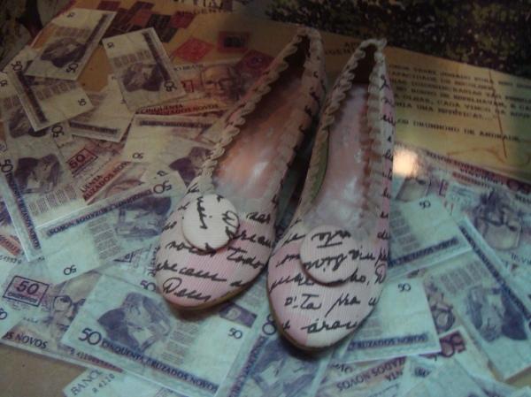Sapatos poéticos