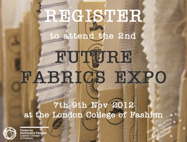 Future Fabric Expo - London